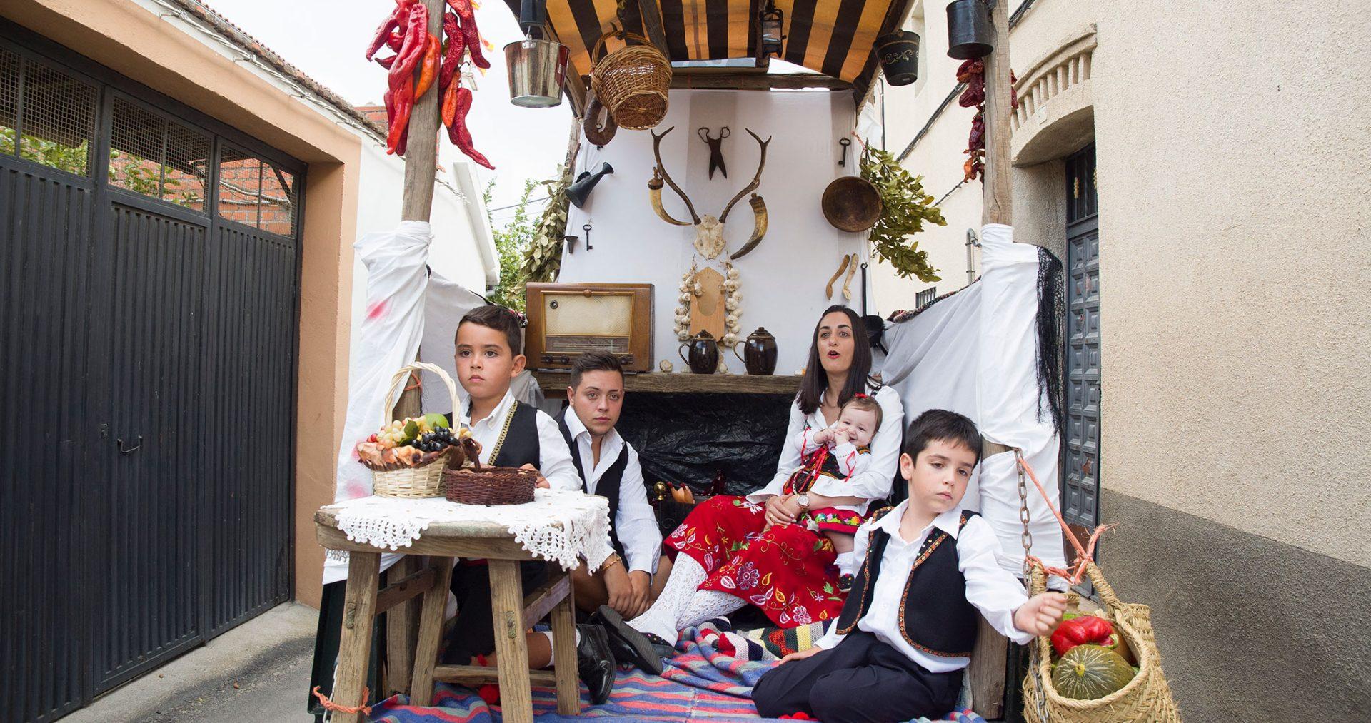 Fiestas del pueblo de Carrascalejo