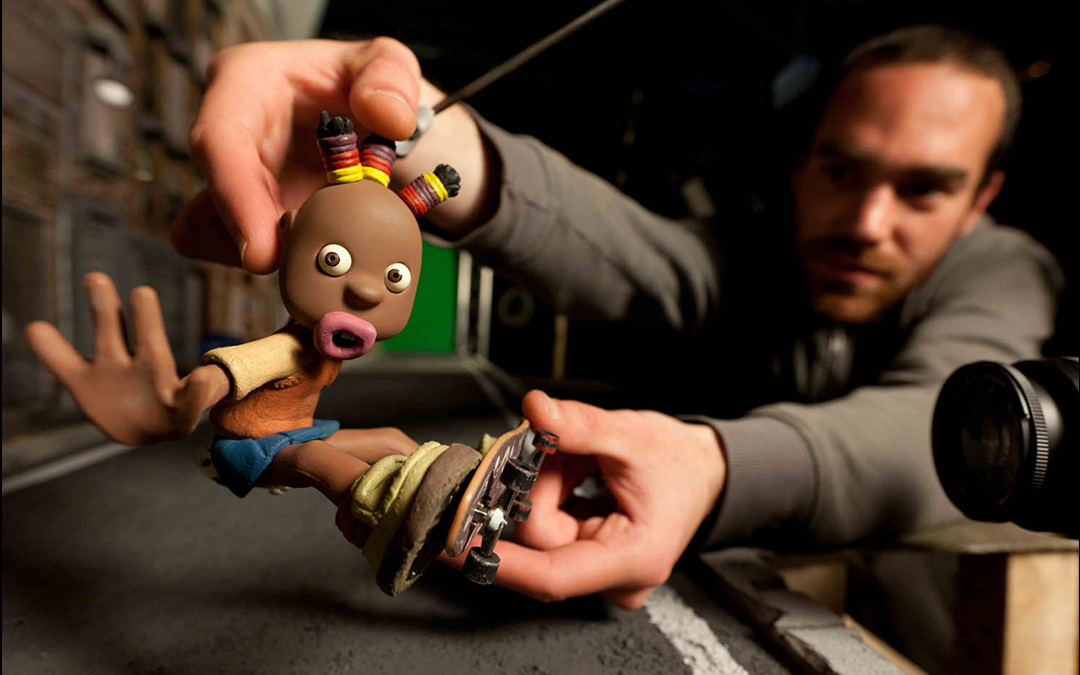 MAKING OFF VIDEO STOP MOTION